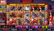 Daredevil Video Slot