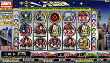 X Men Video Slot